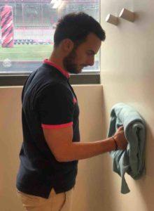 exercice traitement tendinite épaule